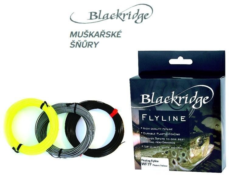 Muškařská šňůra Blackridge Floating