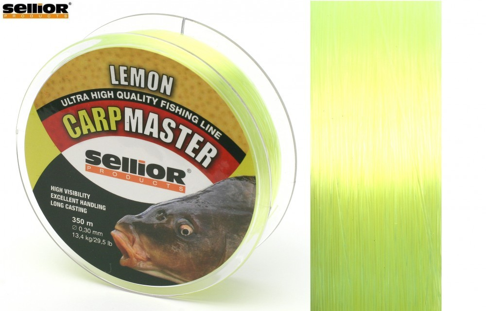 Vlasec SELLIOR CARPMASTER LEMON