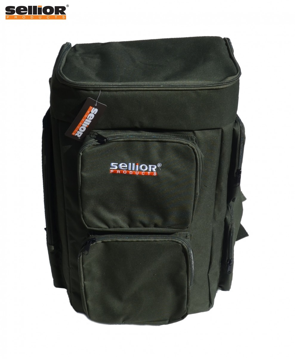 Batoh Sellior Expedition 60x30x35cm