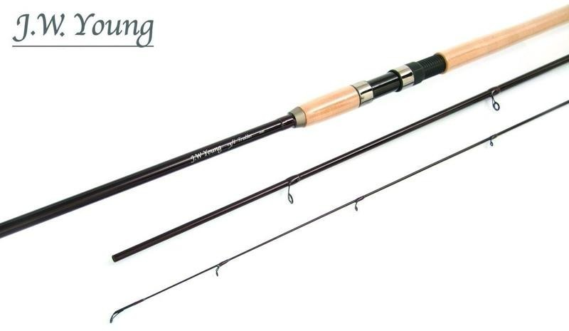 Prut J.W. Young Trotter 3,90m, do 30g