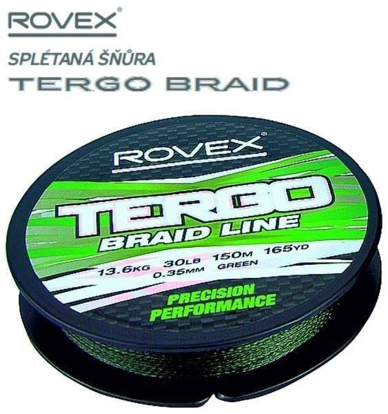 Šňůra splétaná Tergo 150 ROVEX