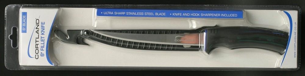 Filetovací nůž Cortland (ostří 22,5cm)