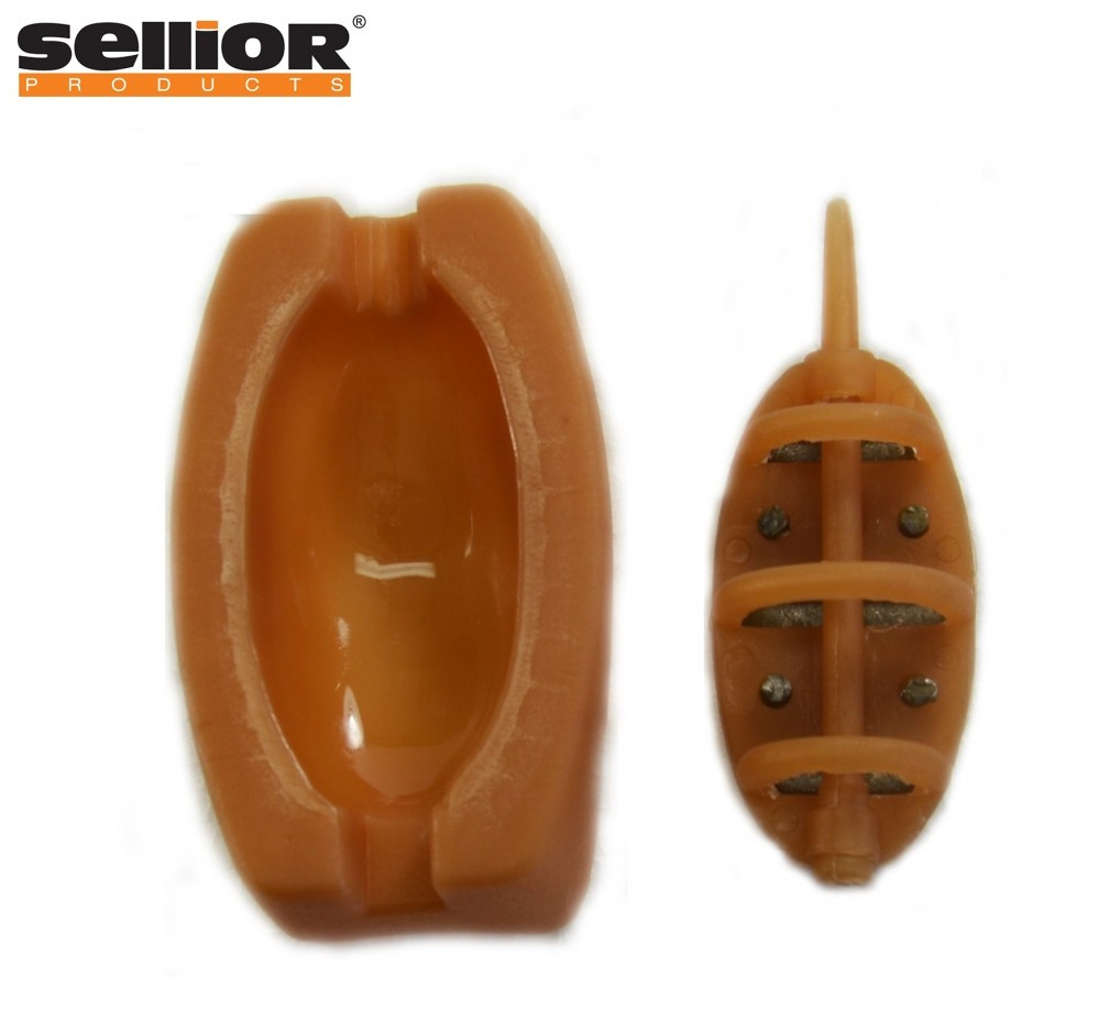Krmítko Sellior Method Feeder 40g