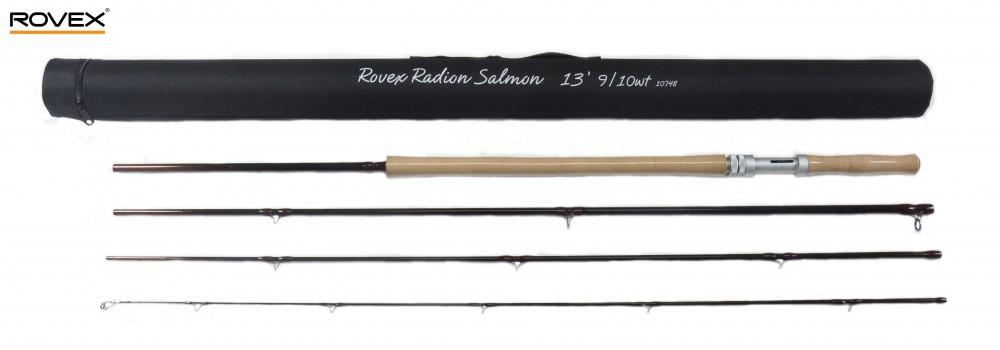 Prut Rovex Radion Salmon Fly 3,9m AFTMA 9/10
