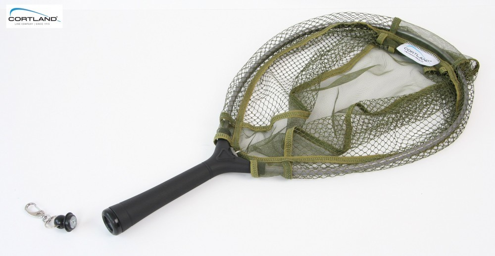 Muškařský podběrák Cortland magnetic scoop net 39 x 30cm