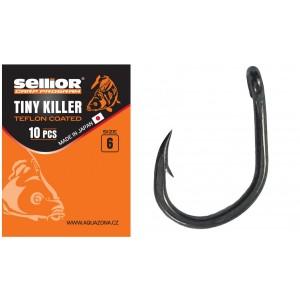 Háčky Sellior Tiny Killer vel.6 / 10ks balení
