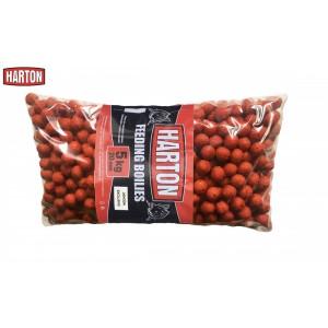 Krmné Boilies Harton 20mm / 5kg příchuť Jahoda Exclusive