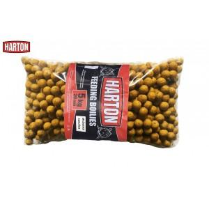Krmné Boilies Harton 20mm / 5kg příchuť Maďarská kukuřice