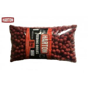 Krmné Boilies Harton 20mm / 5kg příchuť Červená oliheň