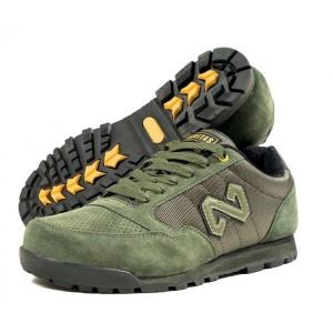 Boty Navitas Trainers zelené - Velikost 47