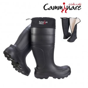 Holinky Camminare syberian thermal plus do -70° - vel. 43