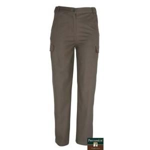 Kalhoty dámské Sologne PERCUSSION velikost 40
