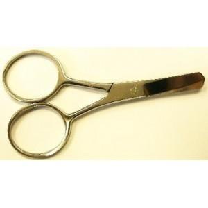 Nůžky rovné s tupou špicí
