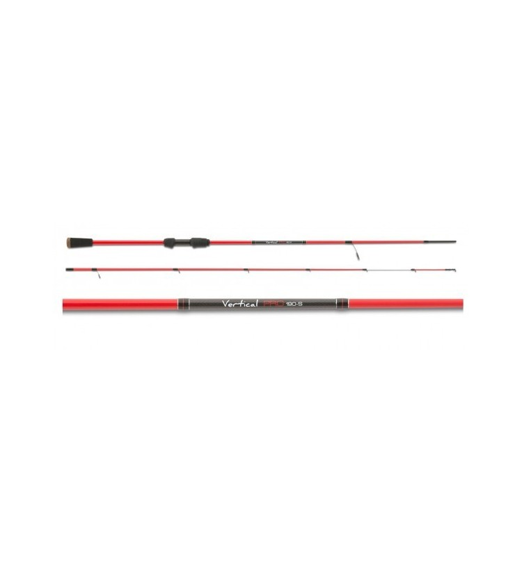 Iron Claw Prut Vertical Pro S 1,9 m 12-41 g