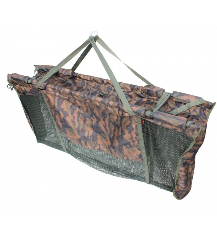 Zfish Važící Sak Camo Floating Weighing Sling