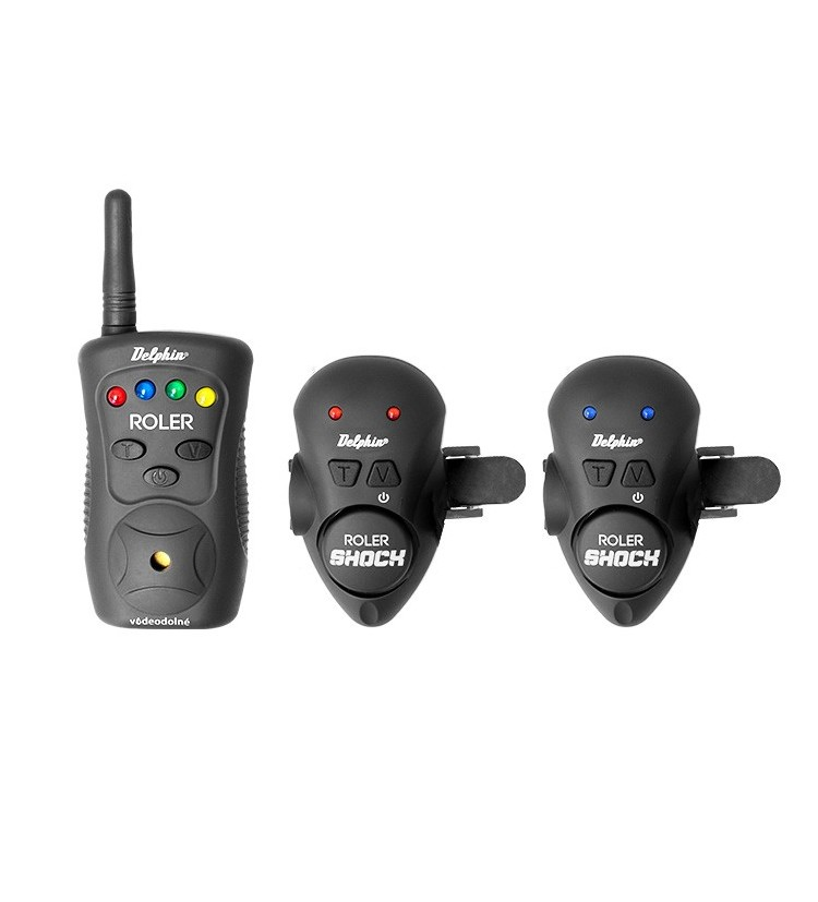 Delphin Sada signalizátorů Roler Shock 2+1