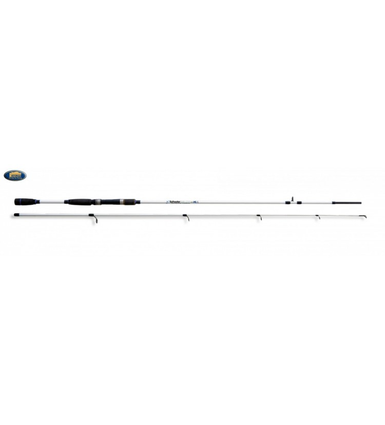 Lineaeffe Prut Saltwater Spin 2,10m 10-40g