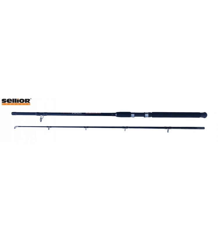 Prut Sellior Powermax 2,4m 400-600g