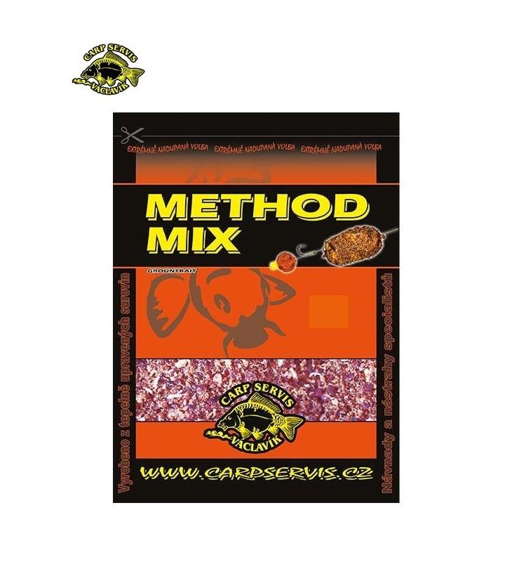Method Mix Carp Servis 1,5kg Skopex-vanilka