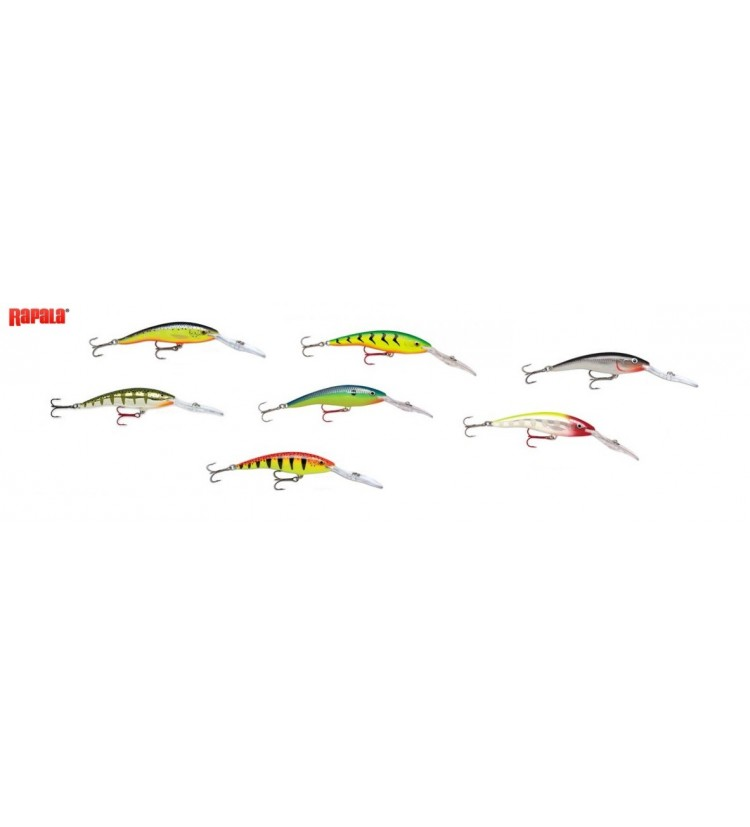 Woblery Rapala Deep Tail Dancer 7cm