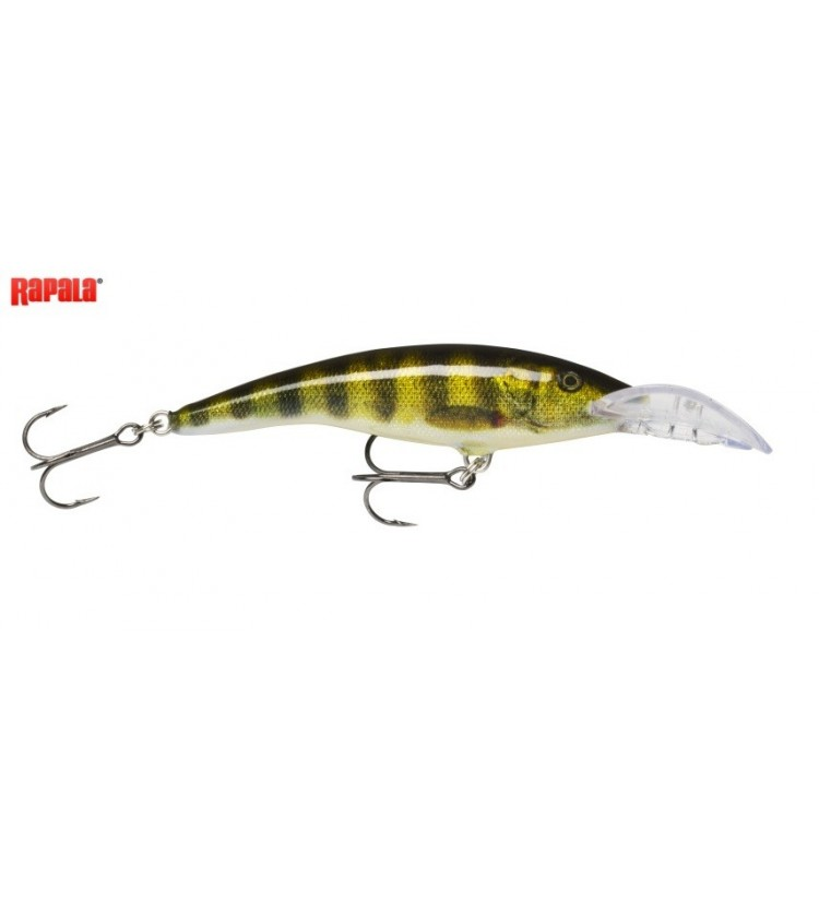 Wobler Rapala Scatter Rap Tail Dancer 9cm PEL