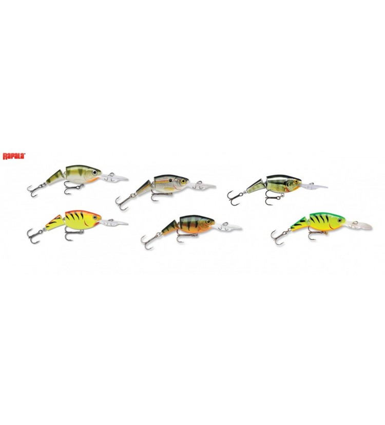 Woblery Rapala Jointed 4cm