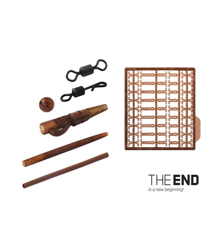 Delphin Set kaprařských montáží THE END - 10 montáží