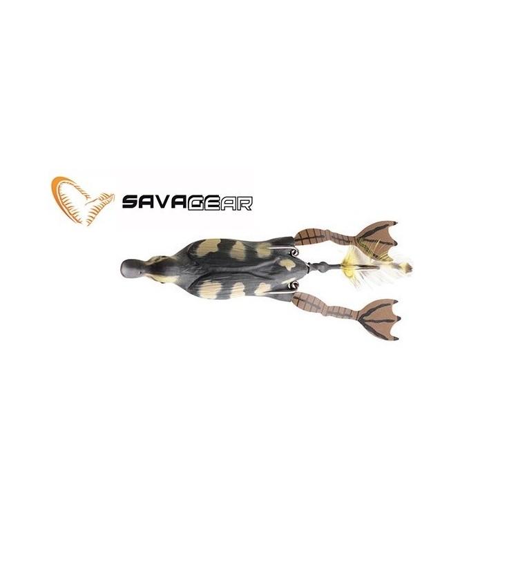 Savage Gear Měkké Káčátko 3D Hollow Body Duckling A.K.A the fruck přírodní 7,5cm 15g