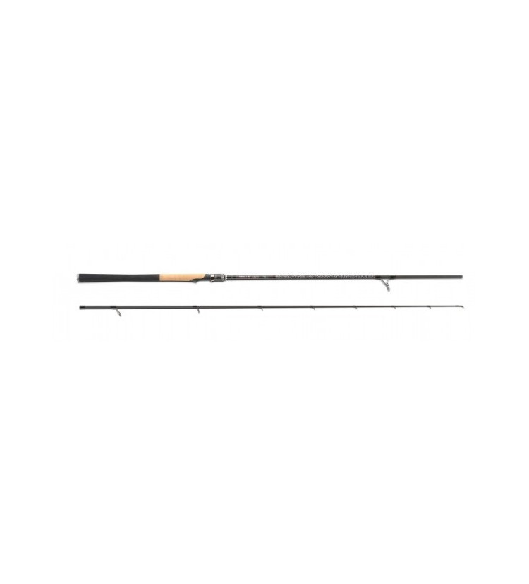 Iron Claw Prut High-V Zander Pike Ruten MH 2,4 m 20-55 g
