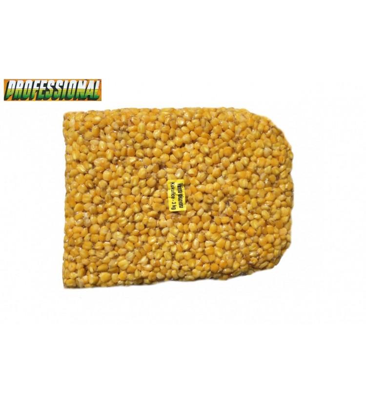 Partikl Kukuřice Professional Vařená Vakuovaná - Nature 3kg