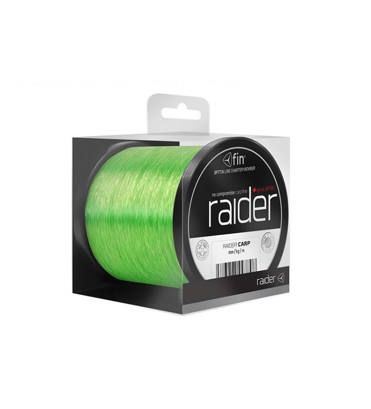 FIN vlasec RAIDER oxidgreen