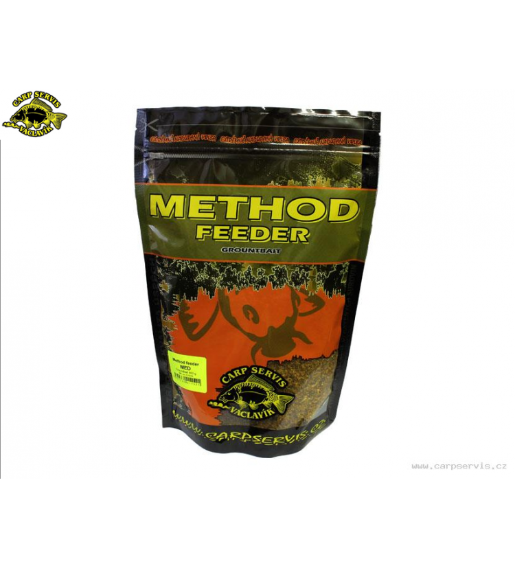 Method Feeder Groundbait Carp Servis Václavík - 600 g