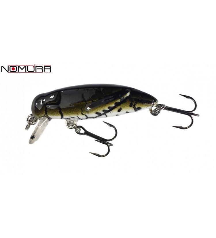 Wobler Nomura Nori Mimetic Brown 3,7cm