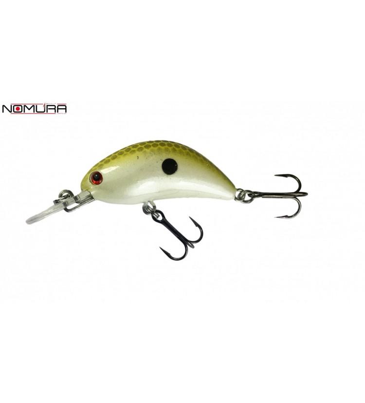 Wobler Nomura Kento Yellow Brown Back 4cm