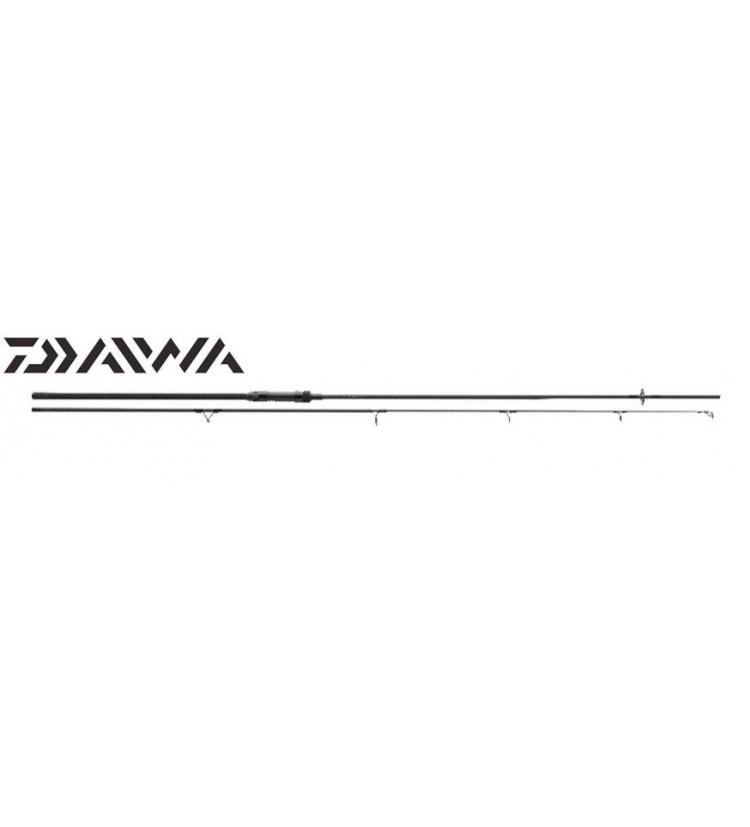 Prut Daiwa Black Widow Carp 12ft 3,60m 3,50lb 40mm