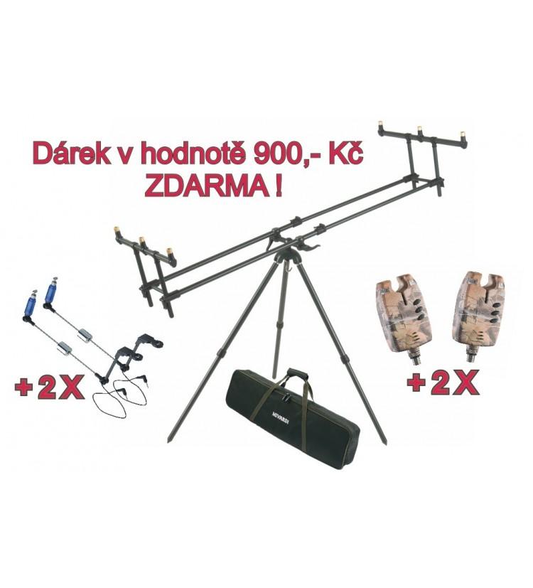 AKCE - Tripod Premium + ZDARMA 2 x Sounder Easy a 2 x SWINGARM Easy