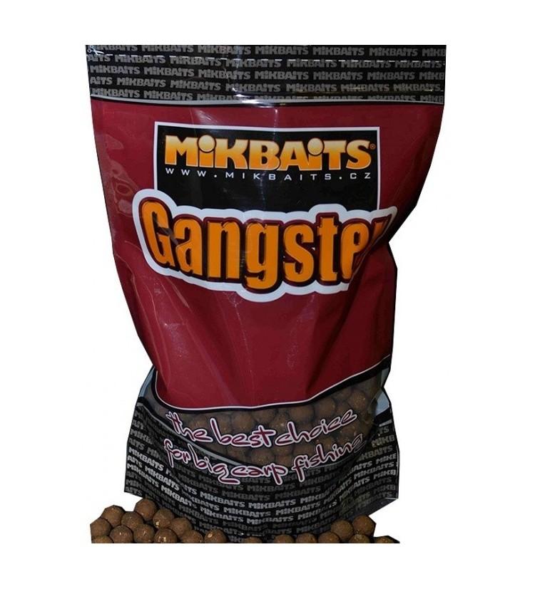 Mikbaits Gangster boilie 1kg - G7 Master Krill 20mm
