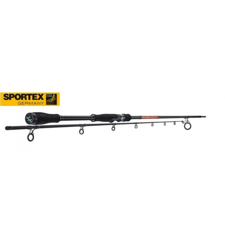 Prut Sportex Black Pearl 2,4m 4-16g