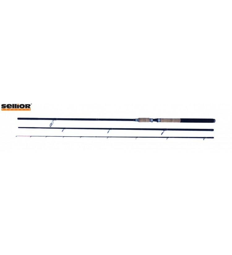 Prut Sellior Maxx Feeder II 3,6m 60-120g
