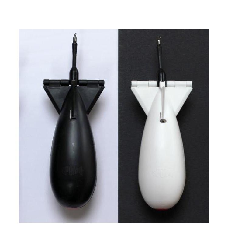 Spomb vnadící raketa - Velká bílá