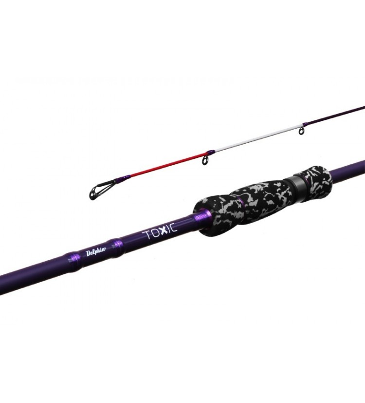 Delphin Prut Toxic Spin 240cm 7-30g