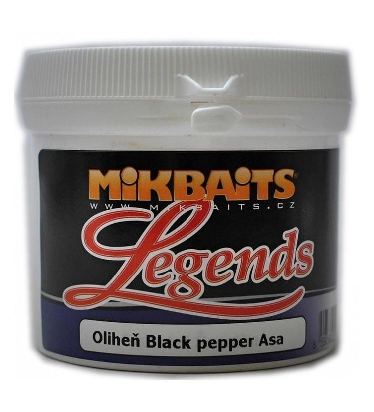 Mikbaits Legends těsto 200g - různé příchutě