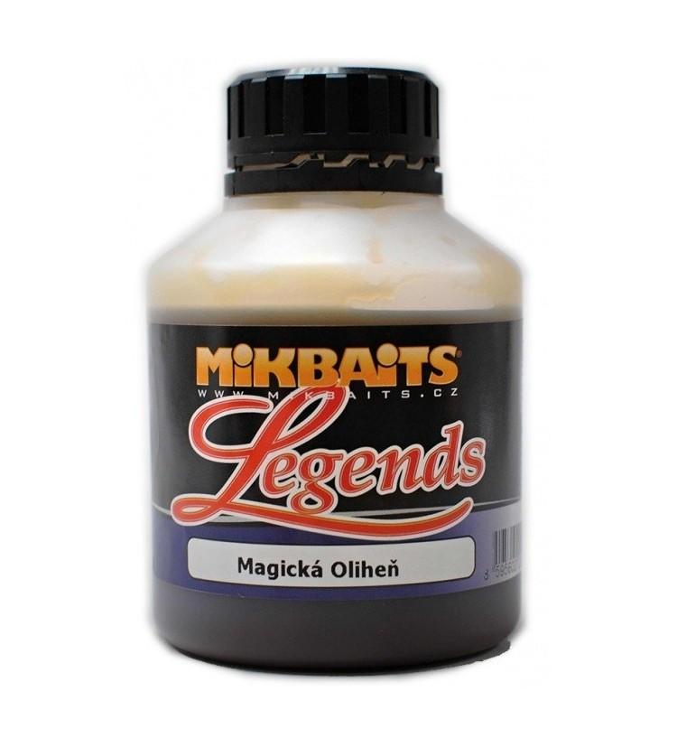 Mikbaits Legends booster 250ml - různé příchutě
