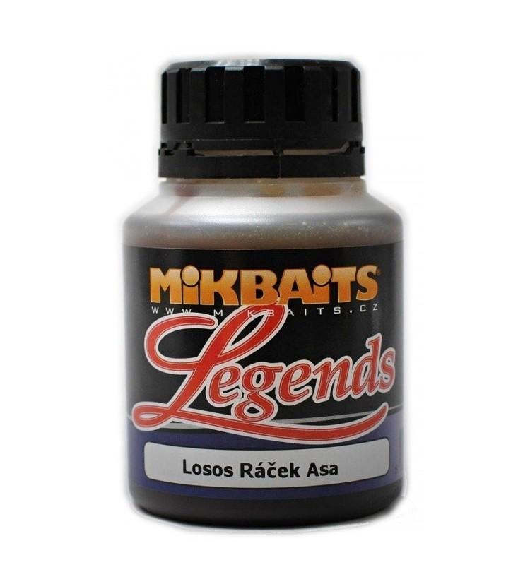 Mikbaits Legends dip 125ml - různé příchutě
