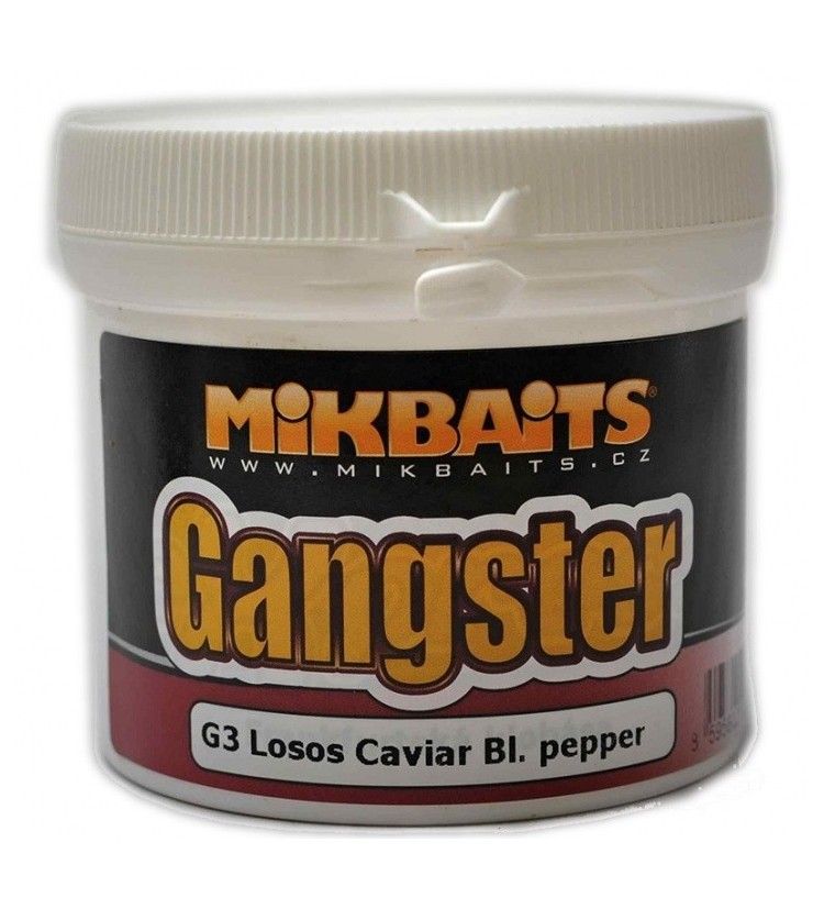 Mikbaits Gangster těsto 200g - různé příchutě