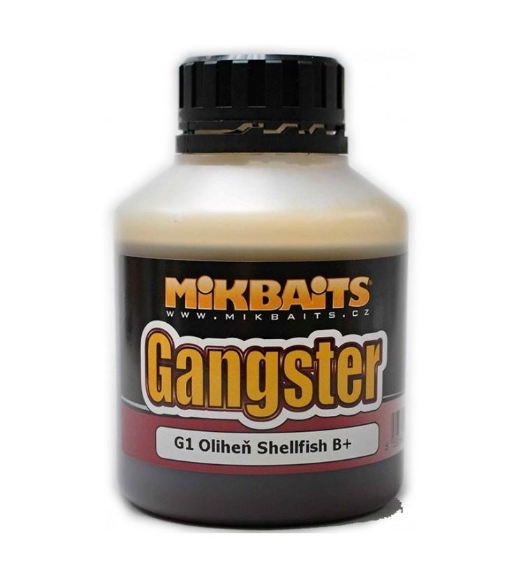 Mikbaits Gangster booster 250ml - různé příchutě