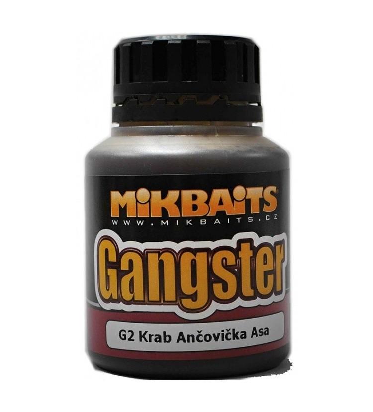 Mikbaits Gangster dip 125ml - různé příchutě