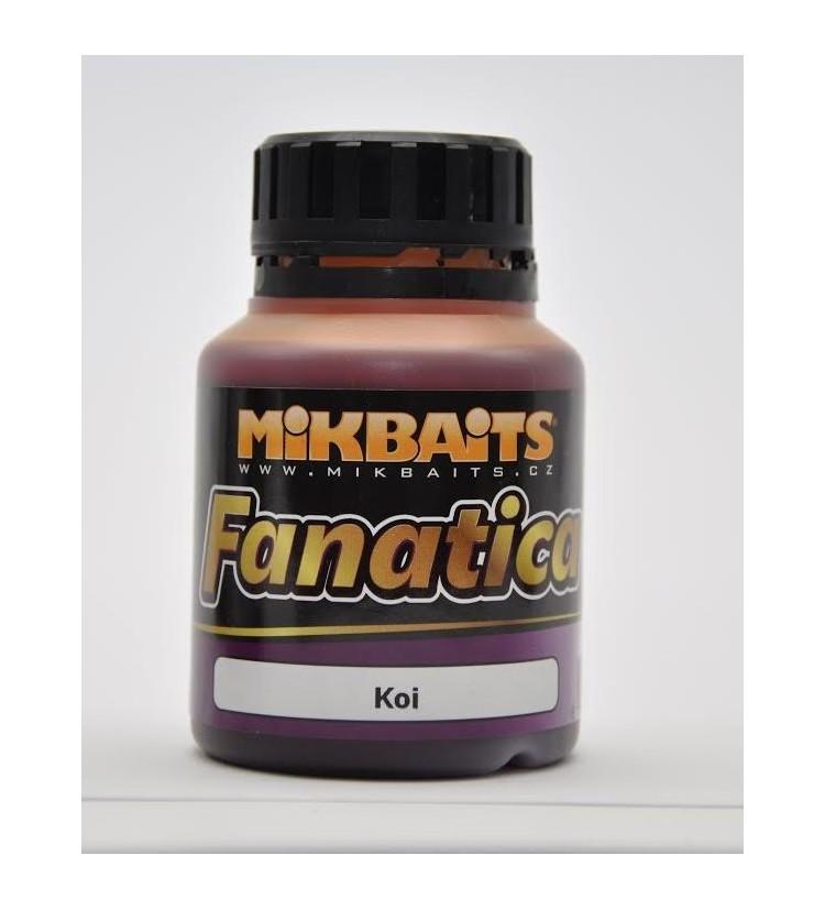 Mikbaits Fanatica dip 125ml - různé příchutě