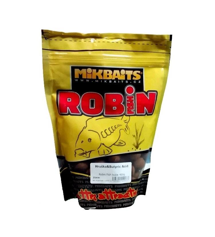 Mikbaits Robin Fish boilie 2,5kg - různé příchutě 20mm