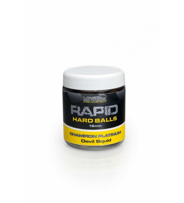Rapid Hard Balls Champion Platinum - B17 18 mm